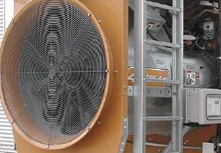 Ventilator Geel