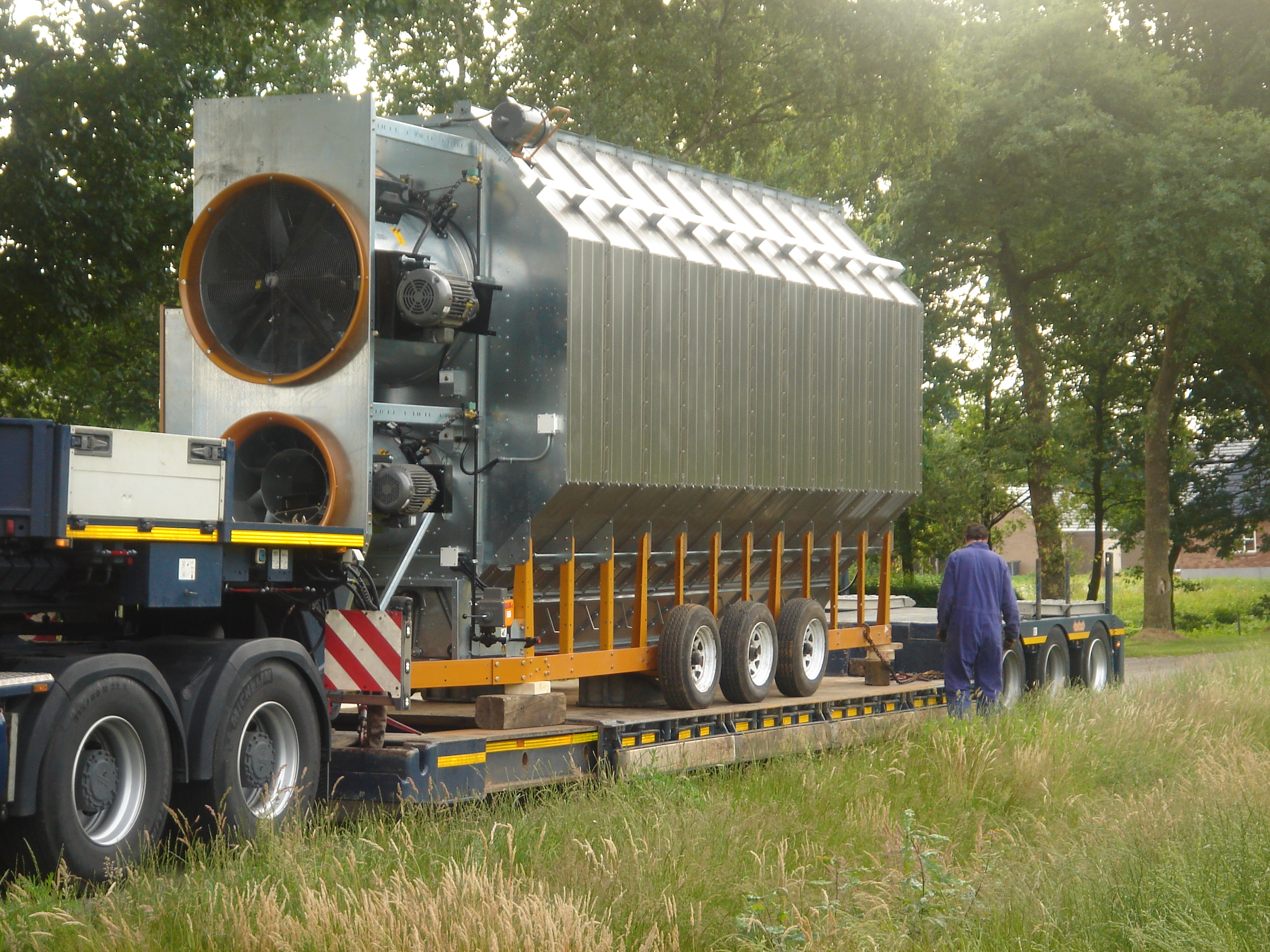 Graandroger Transport 2