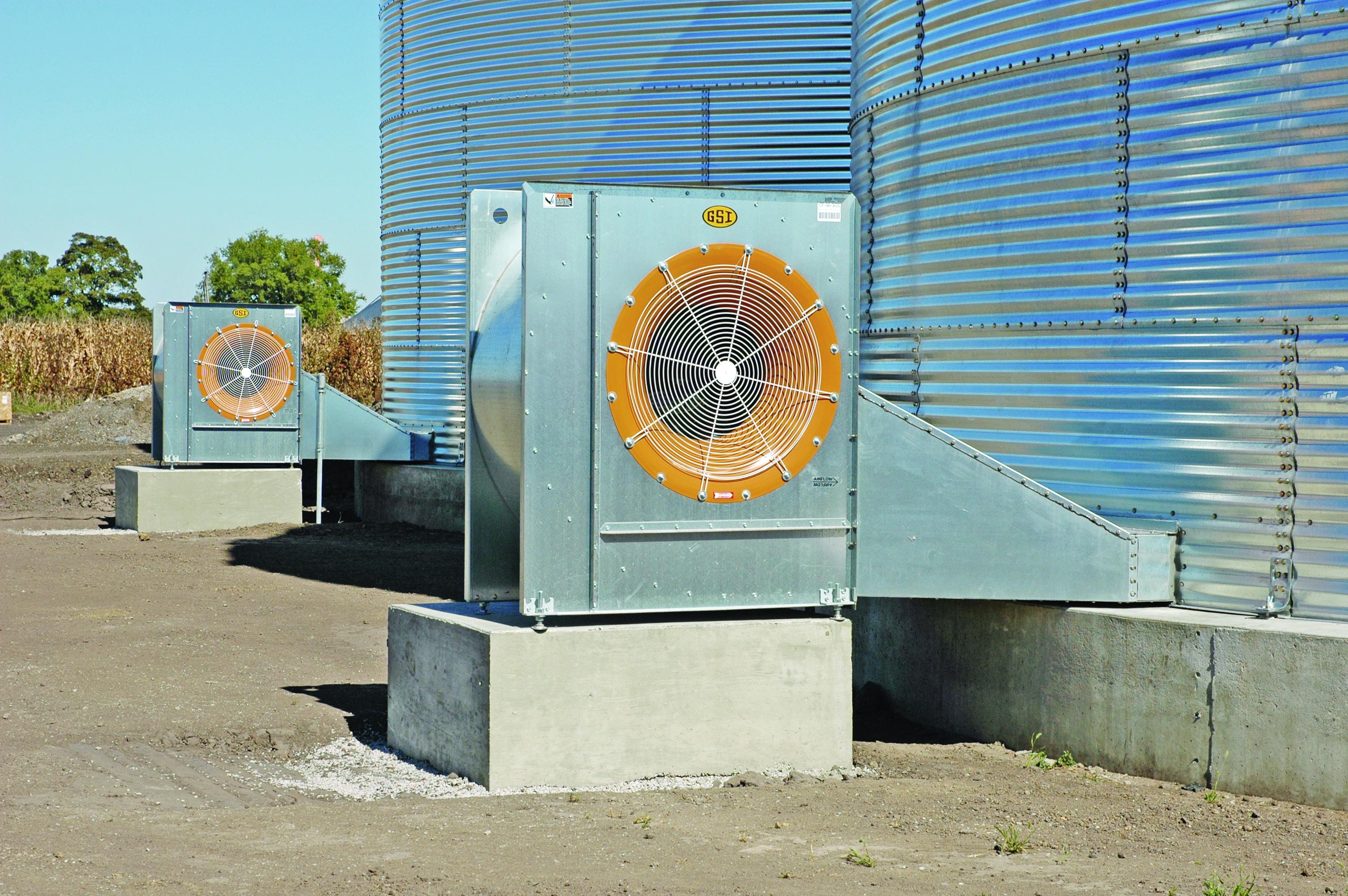 Ventilator Buiten